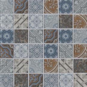 MS International Glass Tile Series: Pasadena 2x2 Glossy Glass Tile P-SMOT-GLS-PASA6MM