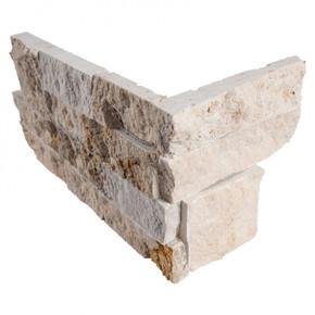 MS International Stacked Stone Series: Philadelphia 6X12X6 Split Face Corner Ledger Panel LPNLTPHI618COR