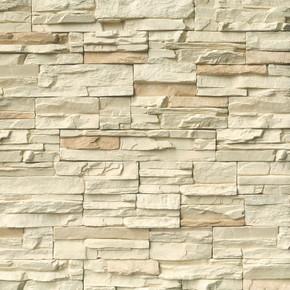 MS International Stacked Stone Series: Peninsula Cream LPNLEPENCRE6