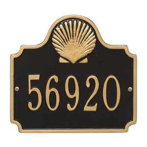 Whitehall Personalized  Conch Plaque