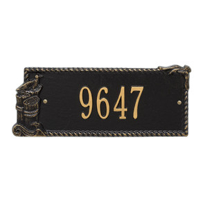 Whitehall Personalized  Seagull Rectangle Plaque