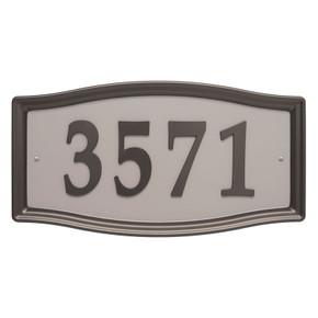 Whitehall Easy Street Address Sign