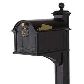 Whitehall Balmoral Mailbox Monogram & Post Package