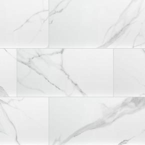 MS International Ceramic Series: 12x24 Dymo Statuary Wall Tile NDYMSTAWHI1224G-N