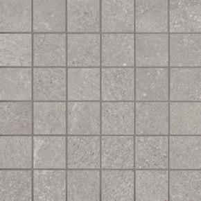 MS International Brixstyle Series: 2x2 Glacier Mosaic Porcelain Tile NBRIGLA2X2