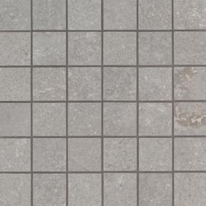 MS International Brixstyle Series: 2x2 Gris Mosaic Tile NBRIGRI2X2