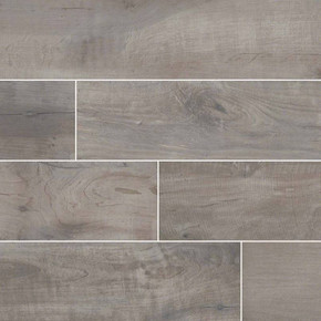 MS International Country River Series: 8x48 Stone Wood Look Porcelain Tile NCOUSTO8X48