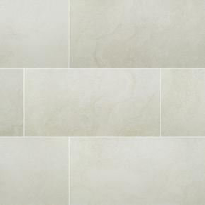 MS International Legend Series: 12x24 White Matte Porcelain Tile NLEGWHIT1224