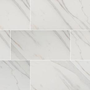 MS International Calacatta Series: 12x24 Porcelain Tile NCAL1224-N