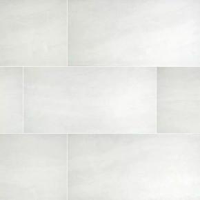 MS International Praia Series: 24x48 White Porcelain Tile NPRAWHI24X48P