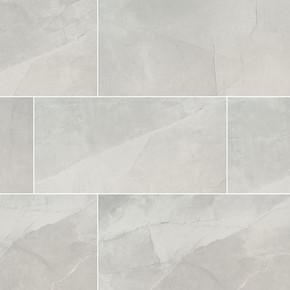 MS International Sande Series: 24x48 Ivory Polished Porcelain Tile NSANIVO2448P