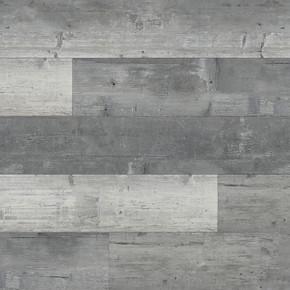 MS International Andover Series: 7x48 Kingsdown Gray Vinly Floor Tile VTRKINGRA7X48-5MM-20MIL