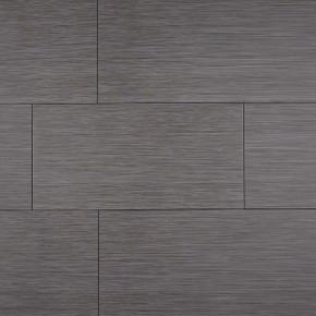 "MS International Focus: Graphite 12"" x 24"" Porcelain Tile NFOCGRA1224"
