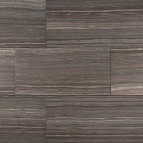 "MS International Eramosa: Grey  12"" x 24"" Porcelain Tile NERAGRE1224"
