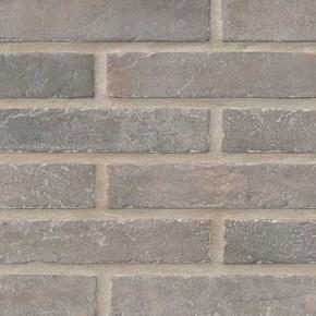 MS International Brickstone Series: Taupe 2X10 Brick Pattern Matte Porcelain Tile NCAPTAUBRI2X10