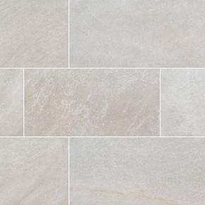 MS International Brixstyle Series: Blanco 12x24 Matte Porcelain Tile NBRIBLA1224