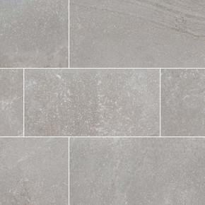 MS International Brixstyle Series: Glacier 12x24 Matte Porcelain Tile NBRIGLA1224