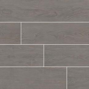 MS International Caldera Series: Coala 8x47 Wood Look Rectified Matte Porcelain Tile NCALCOA8X47