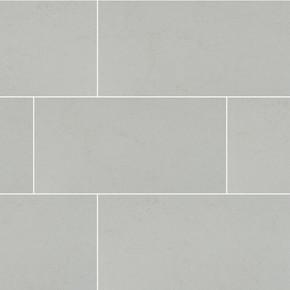 MS International Dimensions Series: Glacier 12X24 Matte Porcelain Tile NDIMGLA1224