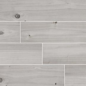 MS International Havenwood Series: Platinum 8X36 Matte Porcelain Tile NHAVPLA8X36