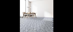 MS International Kenzzi Series: 8x8 Indigo Glazed Porcelain Tile NIND8X8