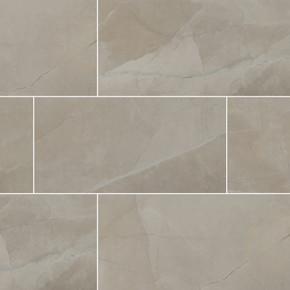 MS International Sande Series: Cream 12X24 Polished Porcelain Tile NSANCRE1224P