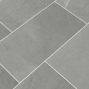 MS International Sande Series: Grey 12X24 Polished Porcelain Tile NSANGRE1224P