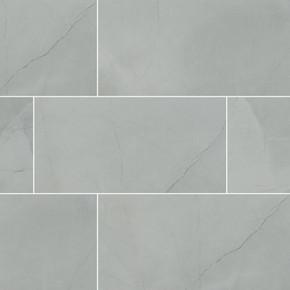 MS International Sande Series: Ivory 12X24 Polished Porcelain Tile NSANIVO1224P