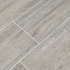 MS International  Veneto Series: Gray 12X24 Matte Porcelain Tile NVENEGRA1224