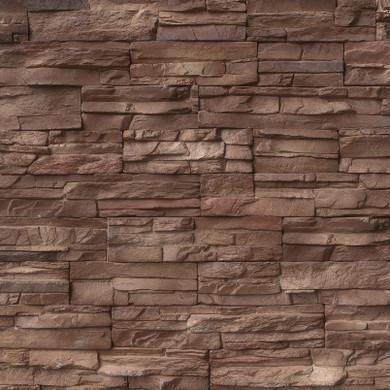MS International Stacked Stone Series: Peninsula Earth LPNLEPENEAR6