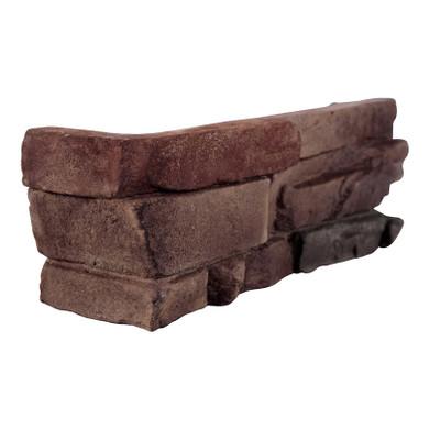 MS International Stacked Stone Series: Peninsula Earth Corner LPNLEPENEAR4COR