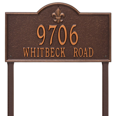 Whitehall Bayou Vista – Estate Lawn – Two Line