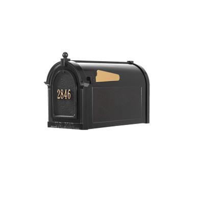 Whitehall Capitol Mailbox Door Plaque Package
