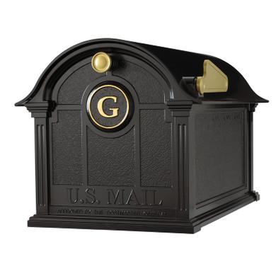 Whitehall Balmoral Mailbox Monogram Package
