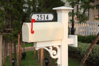 Whitehall Nite Bright Richfield Home Address Sign