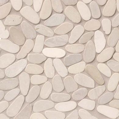 MS International Marble Series: Sliced Pebble Earth Tumbled Wall Tile SMOT-PEB-EARTH