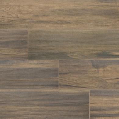 MS International Carolina Timber Series: 6x24 Saddle Wood Look Ceramic Tile NCARTIMSAD6X24-N