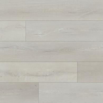 MS International Andover Series: 7x48 Whitby White Vinly Floor Tile VTRWHIWHI7X48-5MM-20MIL