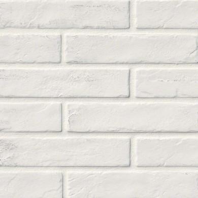 MS International Adella Series: White 2X10 Brick Pattern Matte Porcelain Tile NCAPWHIBRI2X10