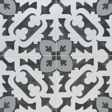 MS International Kenzzi Series: Brina 8X8 Matte Porcelain Tile NBRI8X8