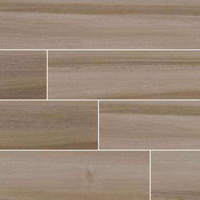 MS International Acazia Series: Mangium 6x36 Matte Ceramic Tile NACAMAN6X36