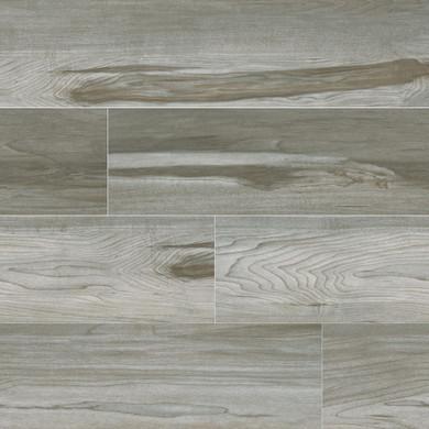 MS International Carolina Timber Series: 6X24 Grey Matte Ceramic Tile NCARTIMGRE6X24