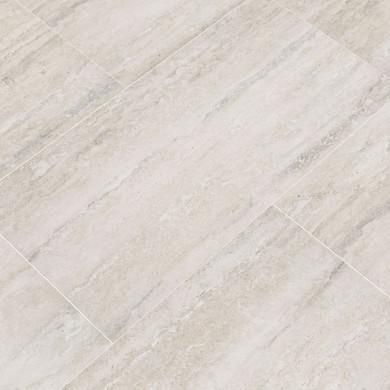 MS International Veneto Series: White 12X24 Matte Porcelain Tile NVENEWHI1224