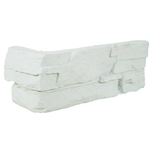 MS International Stacked Stone Series: Copen Snow Corner LPNLECOPSNO4COR