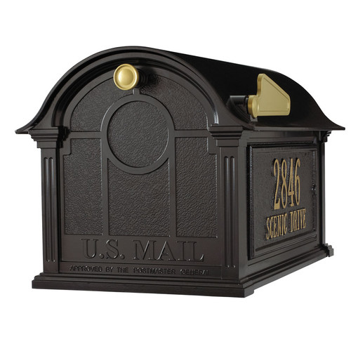 Whitehall Balmoral Mailbox Side Plaques Package