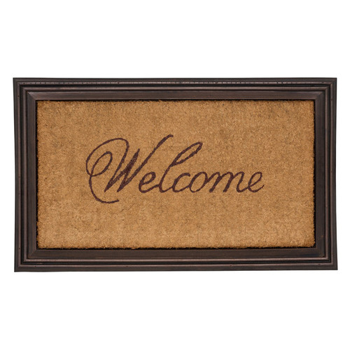 Whitehall Essex Coir Welcome Mat