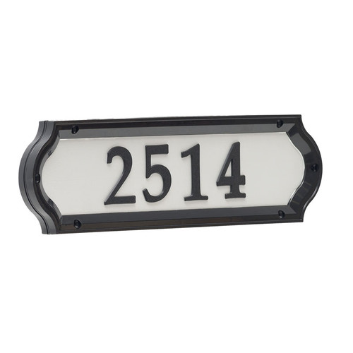 Whitehall Nite Bright Richfield Home Address Sign