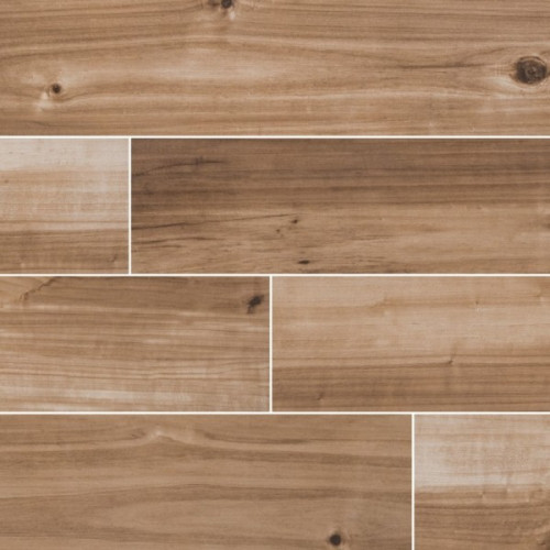 MS International Havenwood Series: Saddle 8X36 Matte Porcelain Tile NHAVSAD8X36
