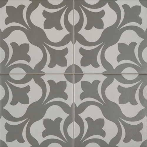 MS International Kenzzi Series: Anya 8X8 Matte Porcelain Tile NANY8X8