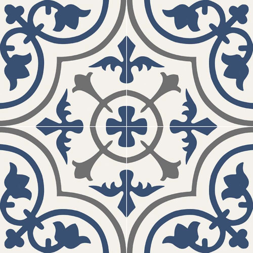 MS International Kenzzi Series: Zanzibar 8X8 Matte Porcelain Tile NZAN8X8